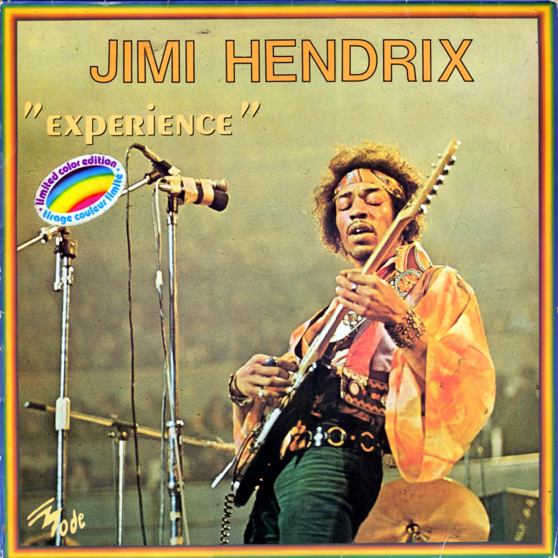 Londres (Royal Albert Hall) : 24 février 1969 ExperienceFront