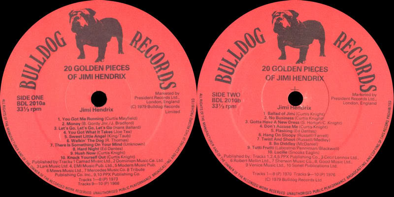 Discographie : Enregistrements pré-Experience & Ed Chalpin  - Page 2 20GoldensPiecesOfLabel