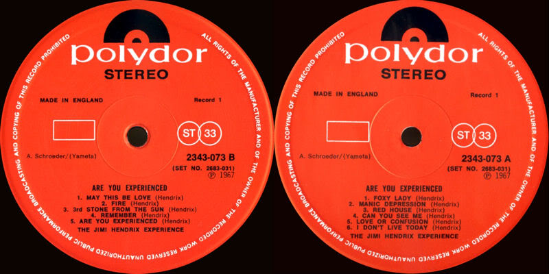 Discographie : Rééditions & Compilations AreYouExperienced-AxisBoldAsLove2LPRecord1