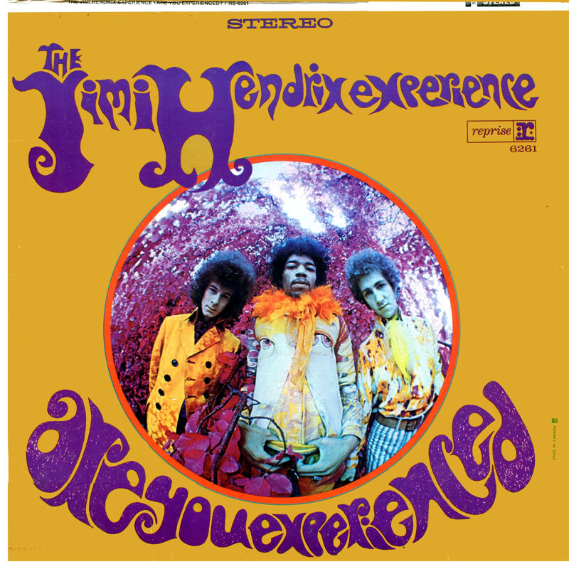 Are You Experienced (1967) AreYouExperiencedCanadaFront