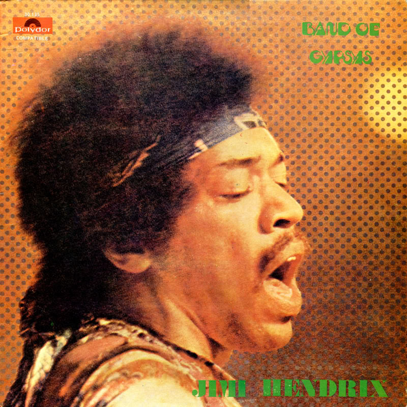 Discographie : Rééditions & Compilations BandOfGypsys-Polydor30135VenezuelaFront
