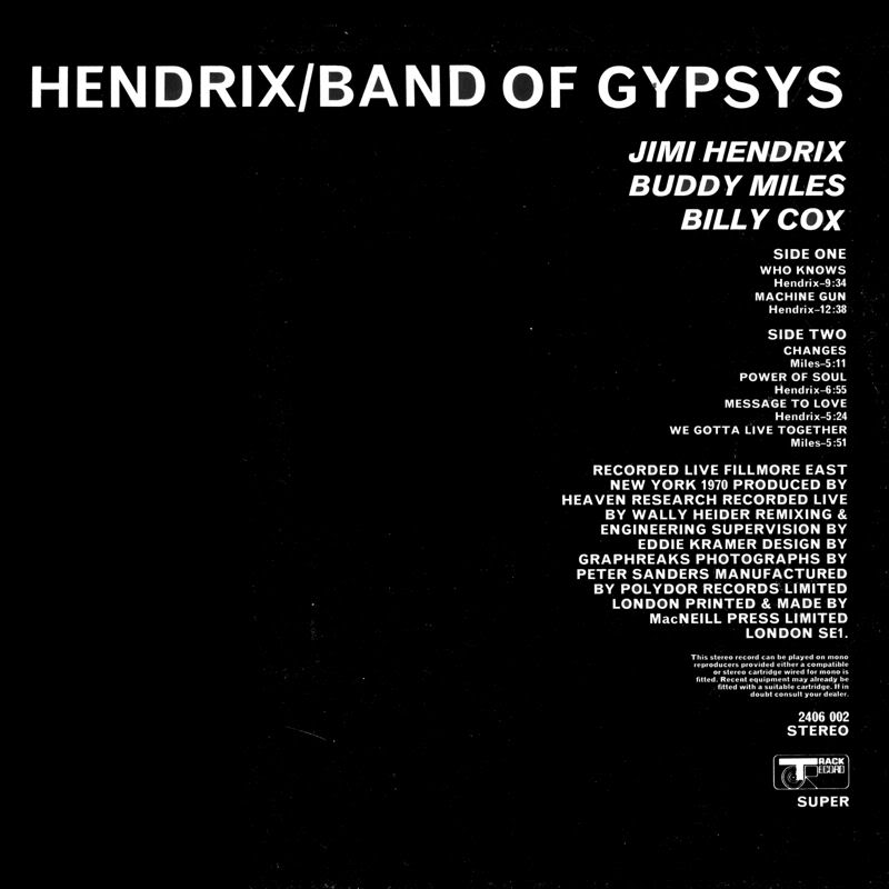Band Of Gypsys (1970) BandOfGypsysTrackInsidedroit