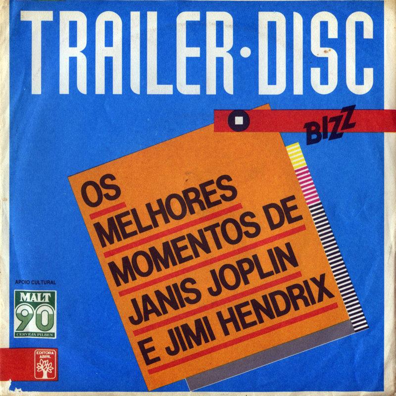Discographie : 45 Tours : SP,  EP,  Maxi 45 tours - Page 9 BizzTrailerDiscFront