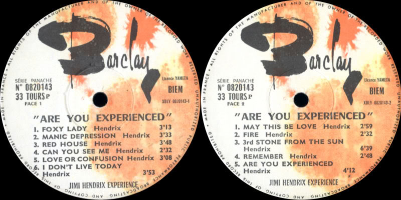 Discographie : Made in Barclay CoffretBarclayLabel1