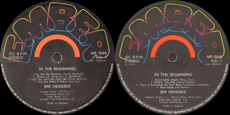 Discographie : Enregistrements pré-Experience & Ed Chalpin  - Page 2 Ember-EMB3428Looking-BeginningInsideLabel2