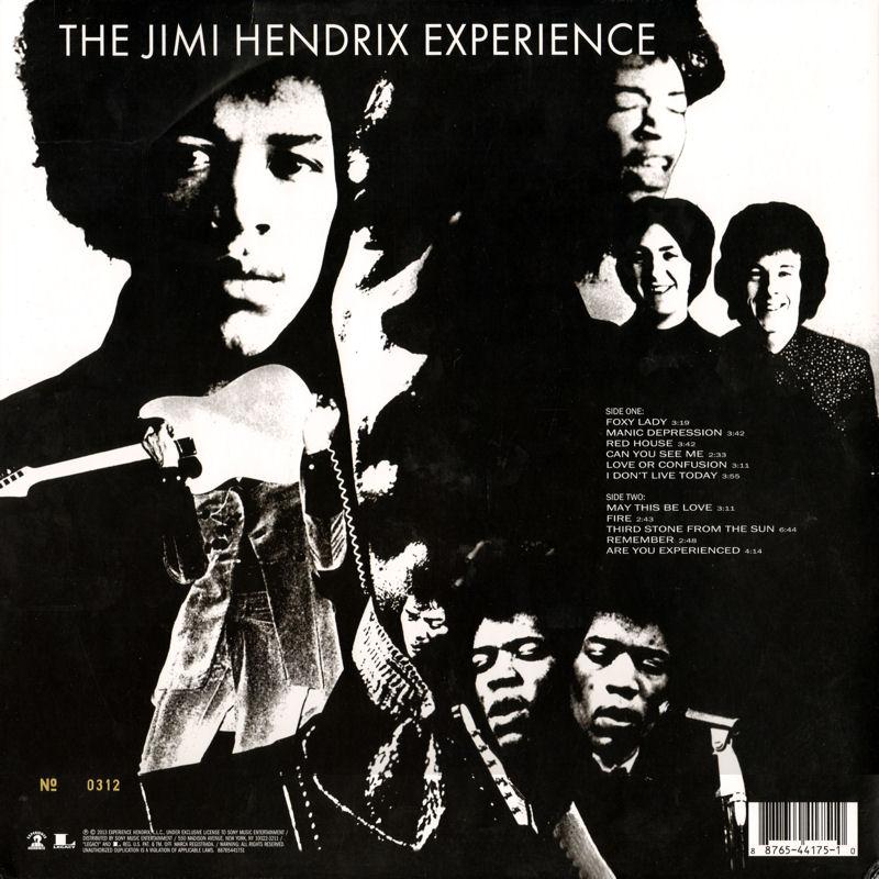Discographie : Rééditions & Compilations - Page 7 ExperienceHendrix8765-44175-1-UKAreYouExperiencedBack_zps0a32227e