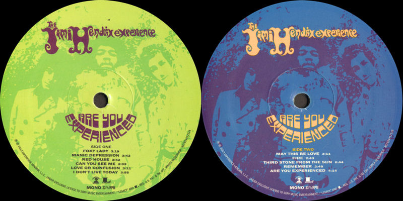 Discographie : Rééditions & Compilations - Page 7 ExperienceHendrix8765-44175-1-UKAreYouExperiencedLabel_zps057a368d