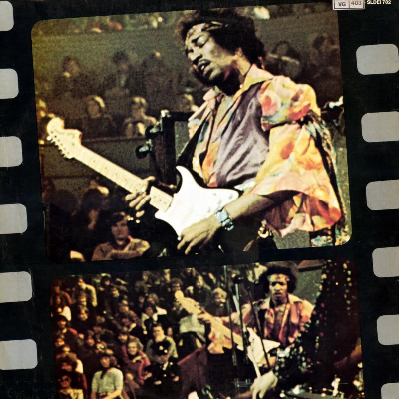 Londres (Royal Albert Hall) : 24 février 1969 Experiencevol1Back