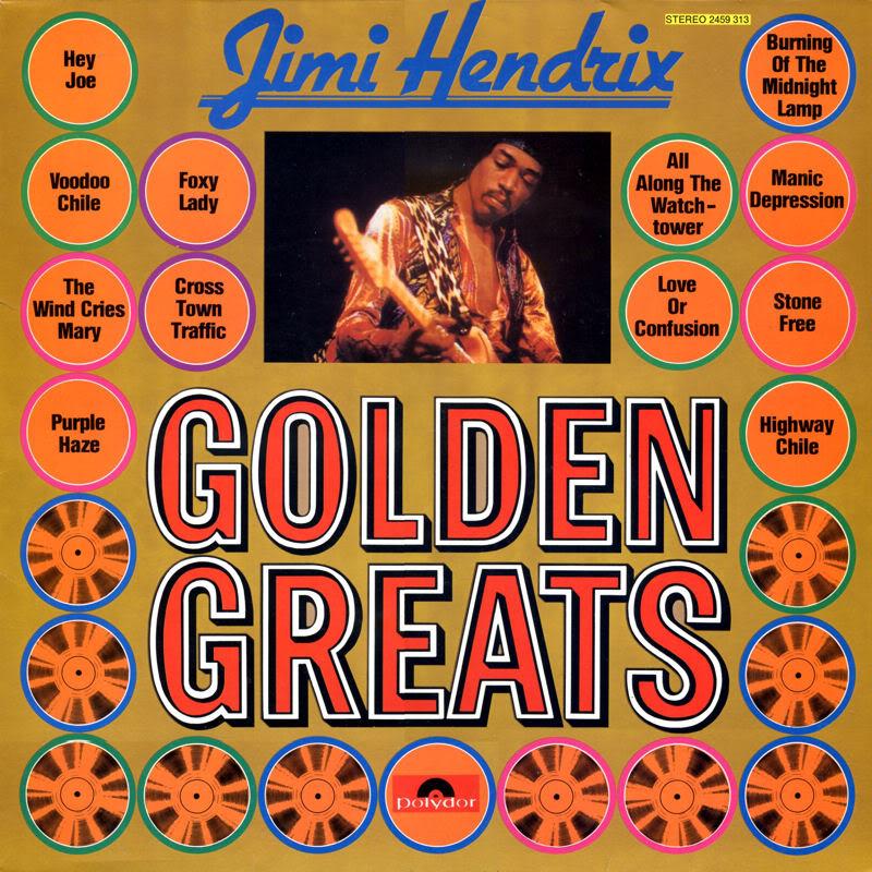 Discographie : Rééditions & Compilations GoldenGreatsFront