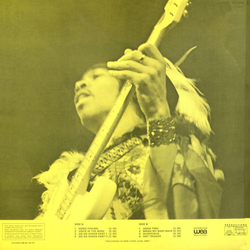 Discographie : Enregistrements pré-Experience & Ed Chalpin  - Page 2 Hendrix66B