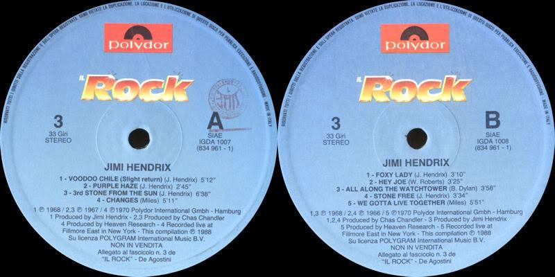 Discographie : Rééditions & Compilations IlRockLabel