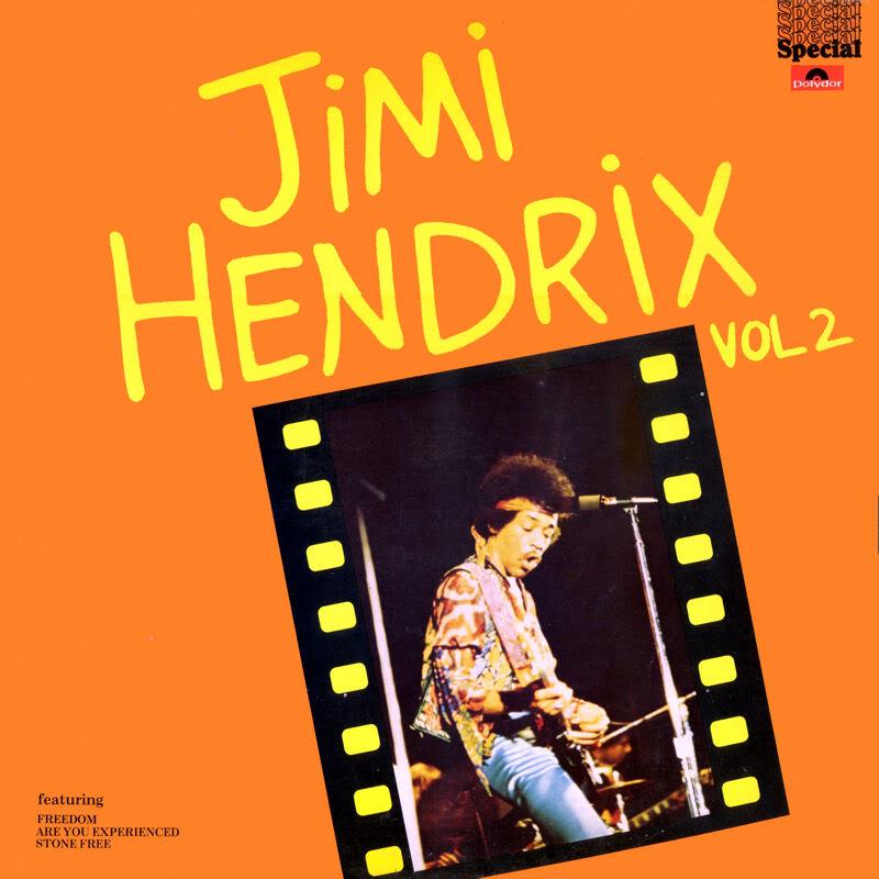 Discographie : Rééditions & Compilations - Page 2 JimiHendrixVol2A