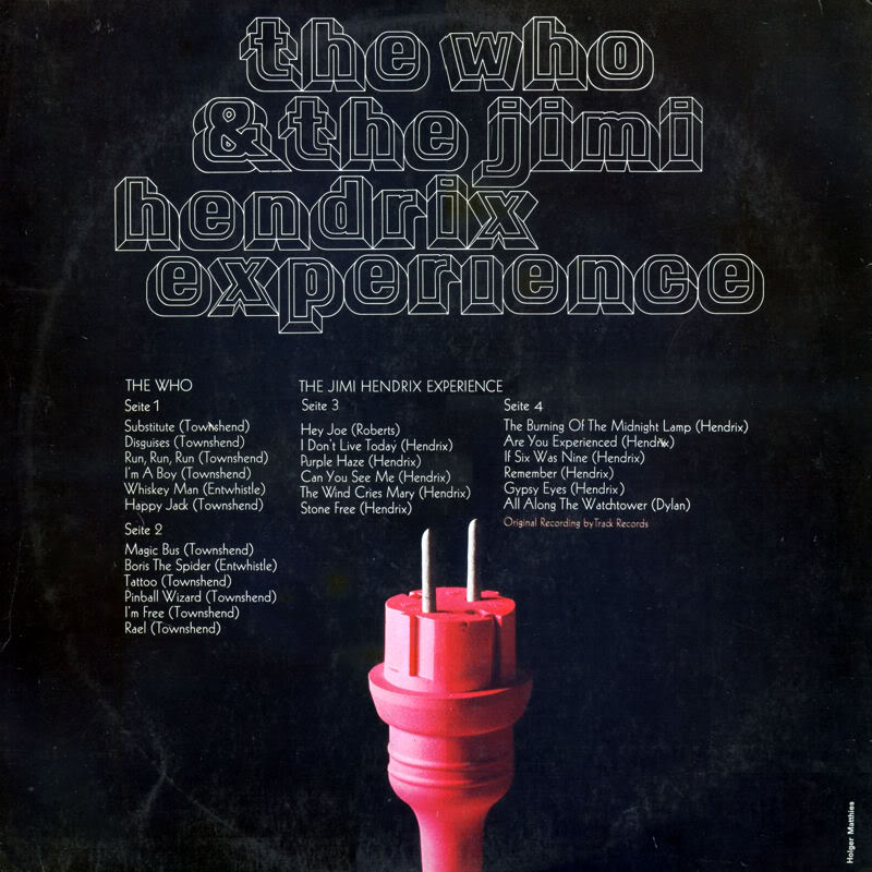 Discographie : Rééditions & Compilations - Page 2 JimiTheWhoKarussellBack