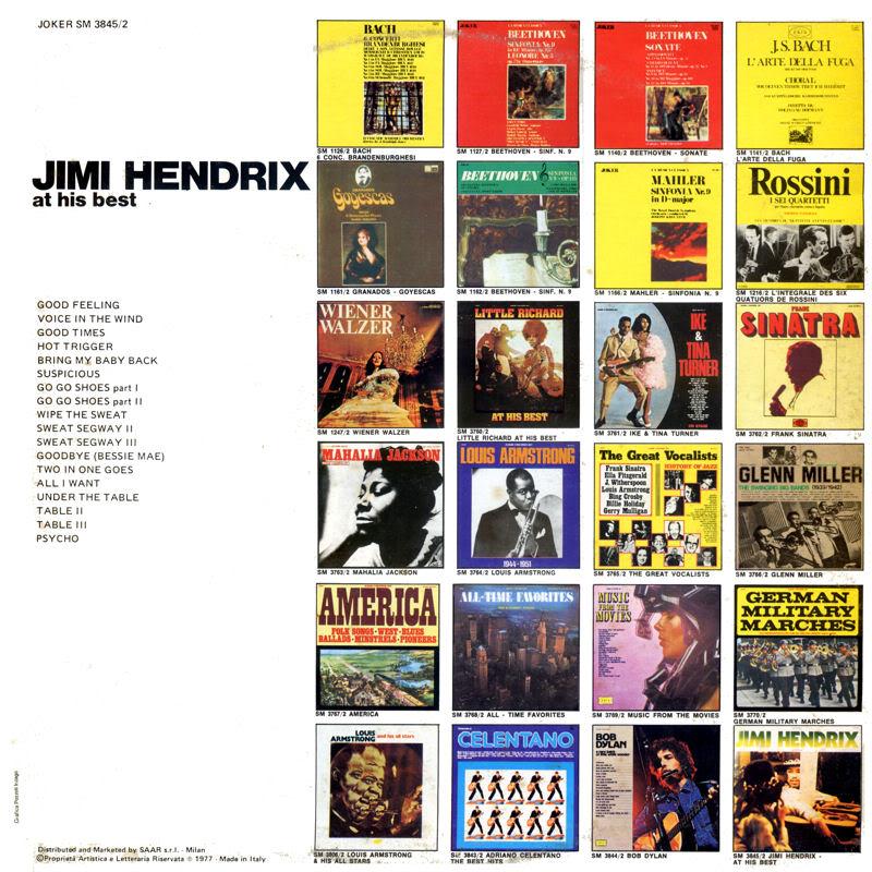 Discographie : Enregistrements pré-Experience & Ed Chalpin  - Page 4 JokerSM3535-AtHisBestBack