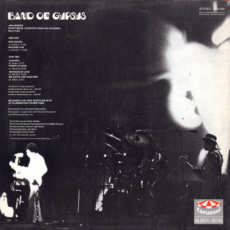 Discographie : Rééditions & Compilations - Page 7 Karussell2435606-BandOfGypsysBack_zpsb0e15ebf