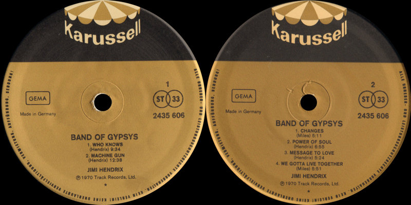 Discographie : Rééditions & Compilations - Page 7 Karussell2435606-BandOfGypsysLabel_zpsd506d538