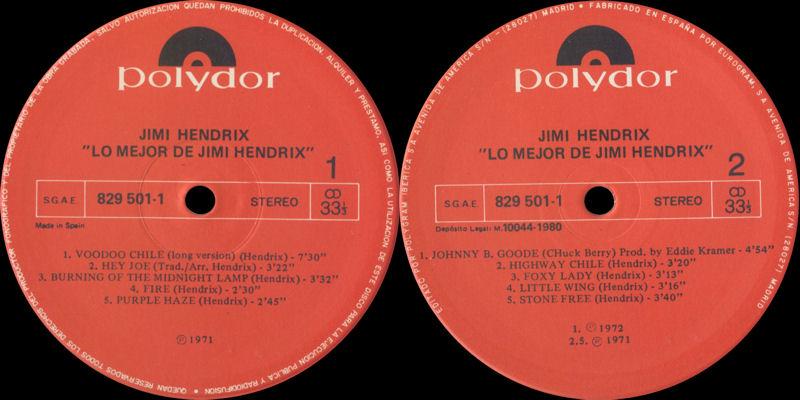Discographie : Rééditions & Compilations - Page 7 LoMeyorDeLabel