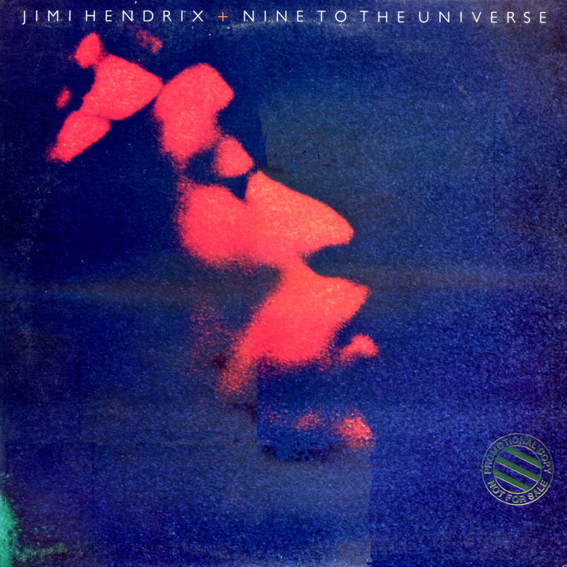 Nine To The Universe (1980) NineToTheUniversepromoFront