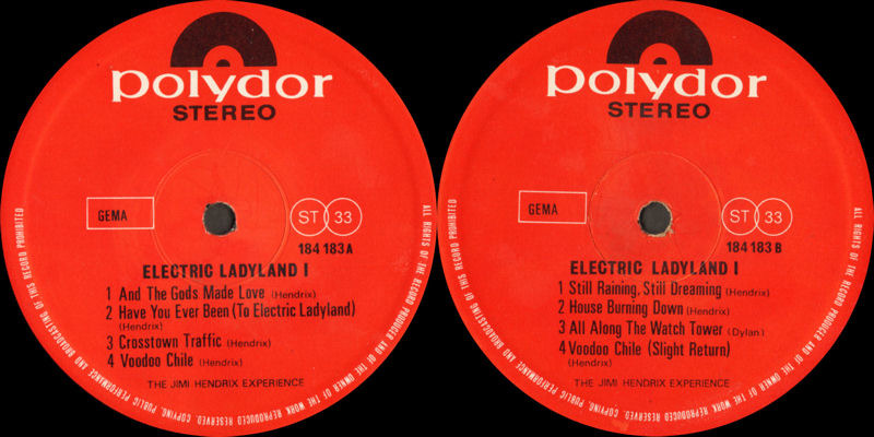 Discographie : Rééditions & Compilations - Page 12 Polydor 184.183 - Electric Ladyland Volume 1 Label_zpsx62nwgax
