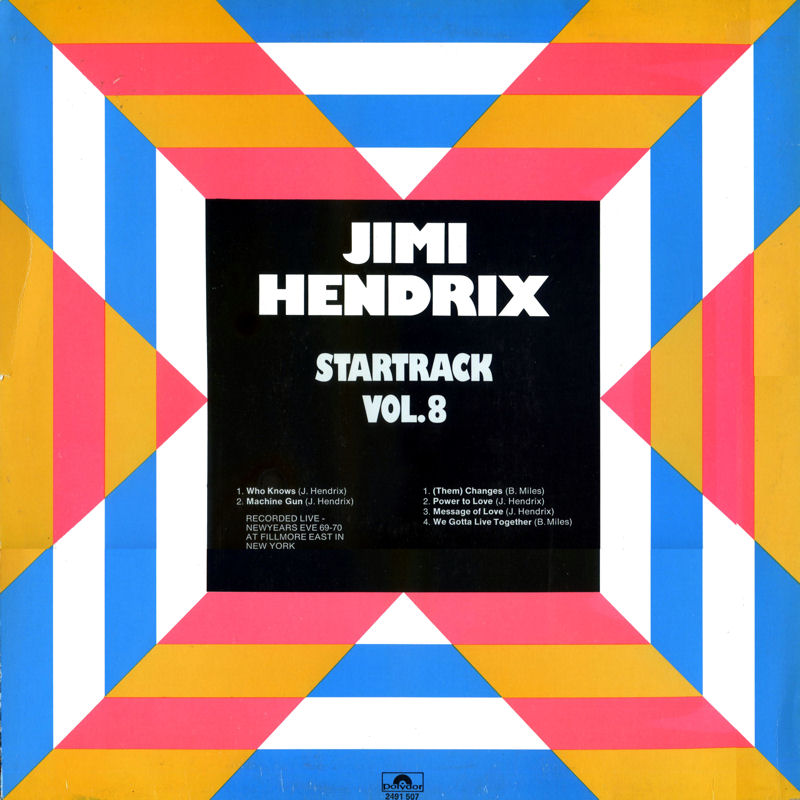 Discographie : Rééditions & Compilations - Page 6 Polydor2491507-StartrackVol8Back