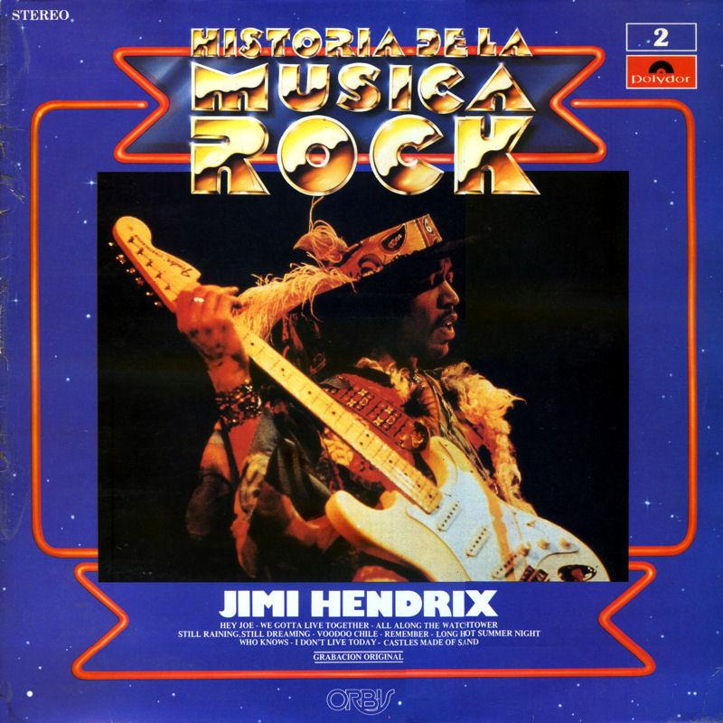 Discographie : Rééditions & Compilations Polydor2861292-HistoriaDeLaMusicaRockFront