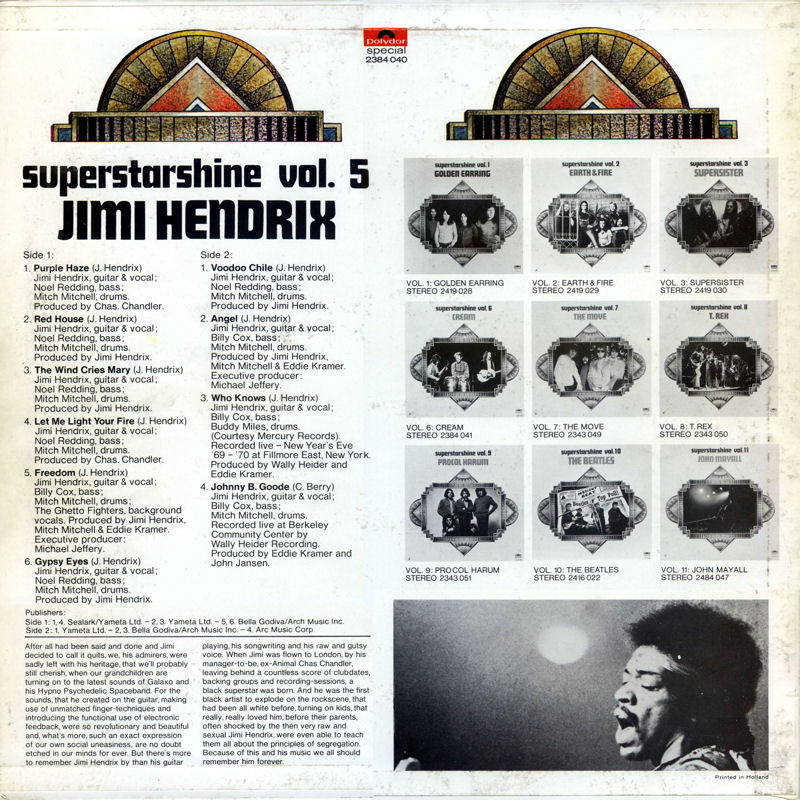 Discographie : Rééditions & Compilations - Page 6 PolydorSpecial2384040-SuperstarshineBack