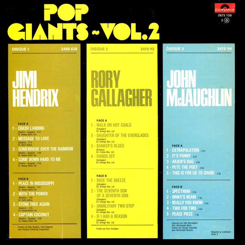 Discographie : Rééditions & Compilations - Page 4 PopGiantsBack
