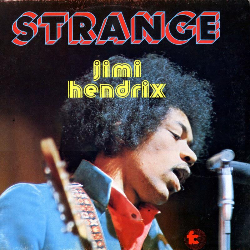 Discographie : Enregistrements pré-Experience & Ed Chalpin  - Page 2 Strange