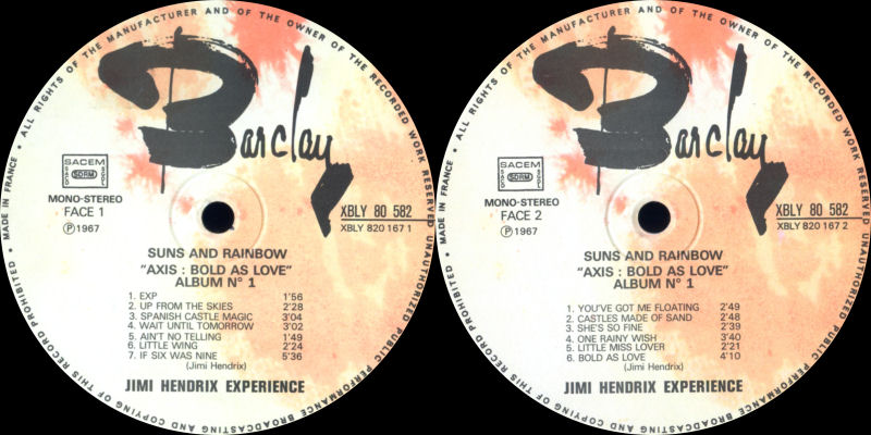 Discographie : Made in Barclay - Page 2 SunsandRainbowvolume1BarclayLabel2_zps2fc93107