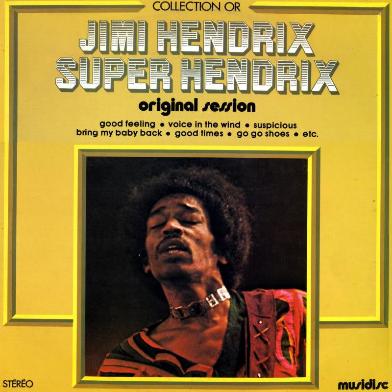 Discographie : Enregistrements pré-Experience & Ed Chalpin  SuperHendrix1