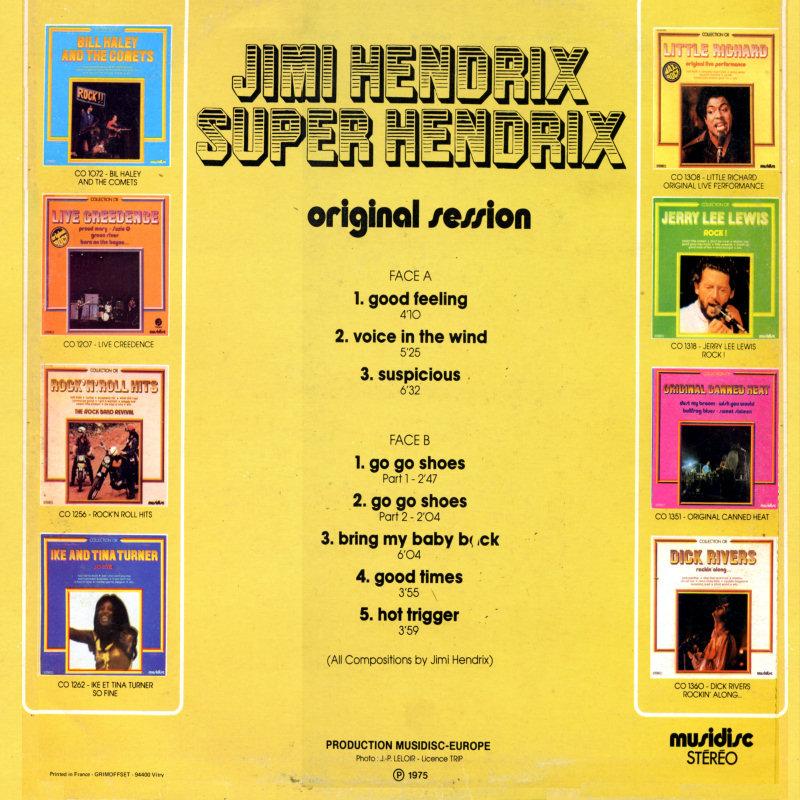 Discographie : Enregistrements pré-Experience & Ed Chalpin  SuperHendrix2_zpscc5d5b8c