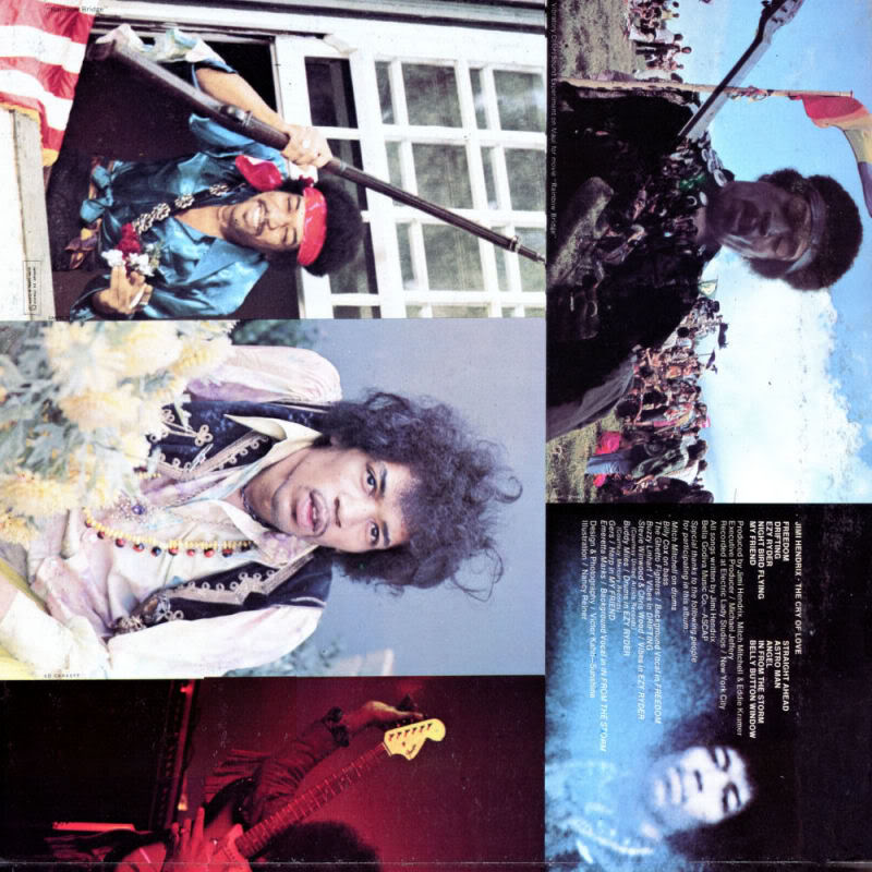 The Cry Of Love (1971) TheCryOfLoveInside1PromotionalCopy