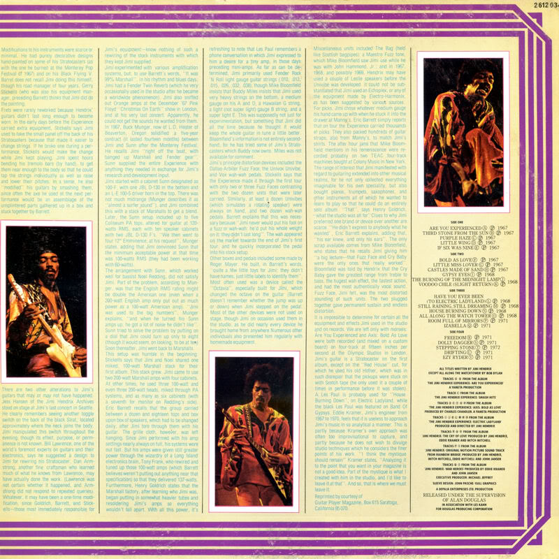 Discographie : Rééditions & Compilations - Page 4 TheEssentialInsidedroit