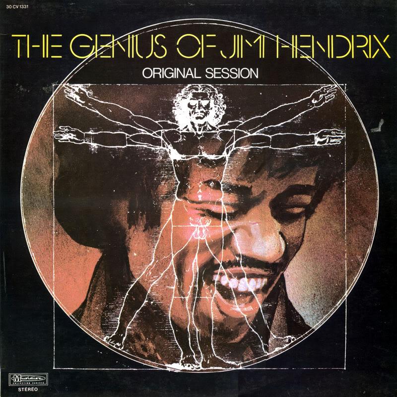 Discographie : Enregistrements pré-Experience & Ed Chalpin  TheGeniusOfFront