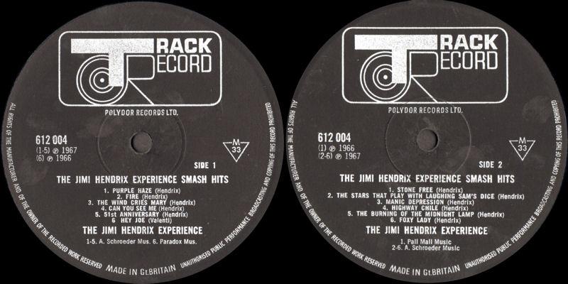 Discographie : Rééditions & Compilations - Page 9 Track612004-SmashHitsmonoLabel_zps620f19a4