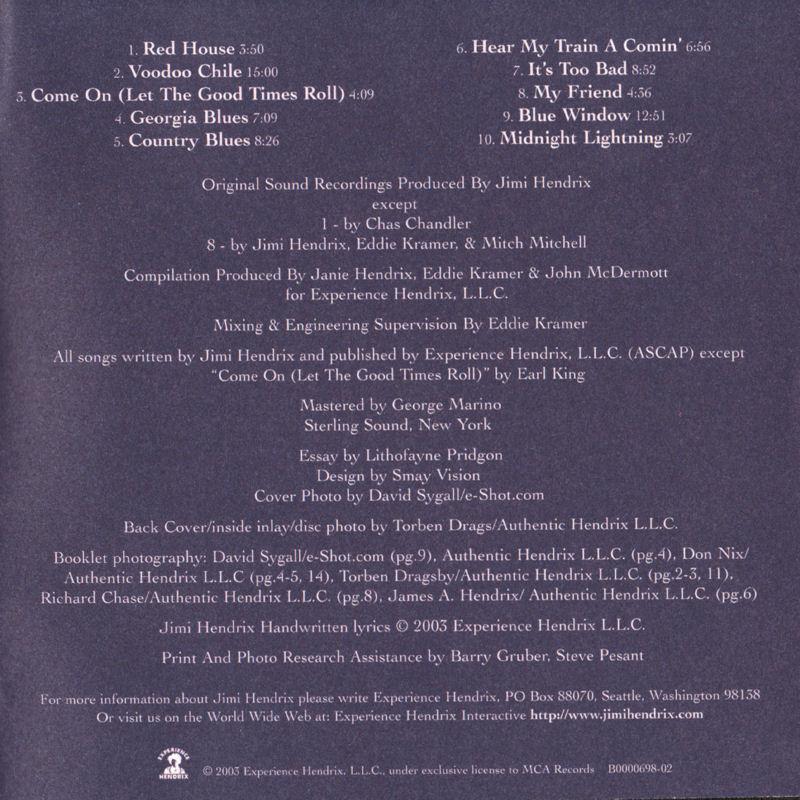 Discographie : Compact Disc   - Page 5 ExperienceHendrixB0000698-02-MartinScorsesePresentsTheBluesLivret15_zpsf099d931
