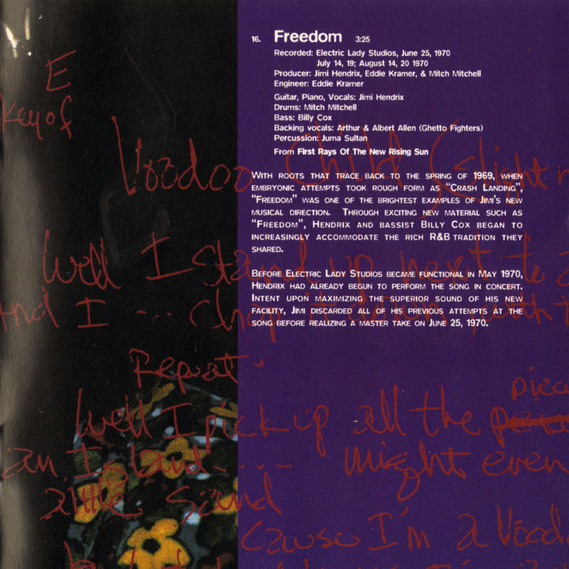 Discographie : Compact Disc   - Page 5 MCAMCD11671ExperienceHendrixLivret16_zps8648ebf7