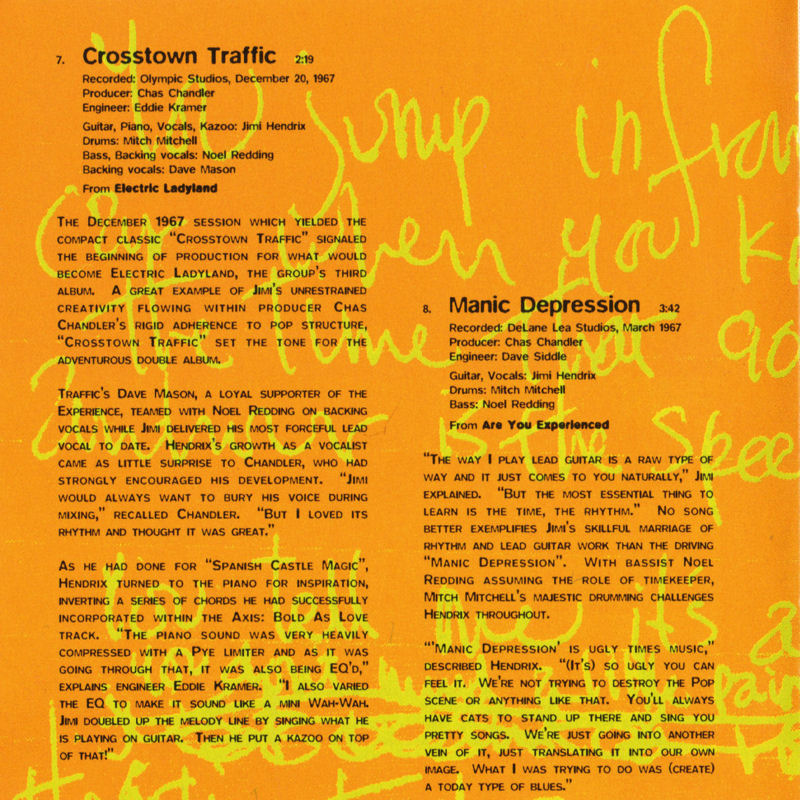Discographie : Compact Disc   - Page 5 MCAMCD11671ExperienceHendrixLivret9_zpsbdc3cb53