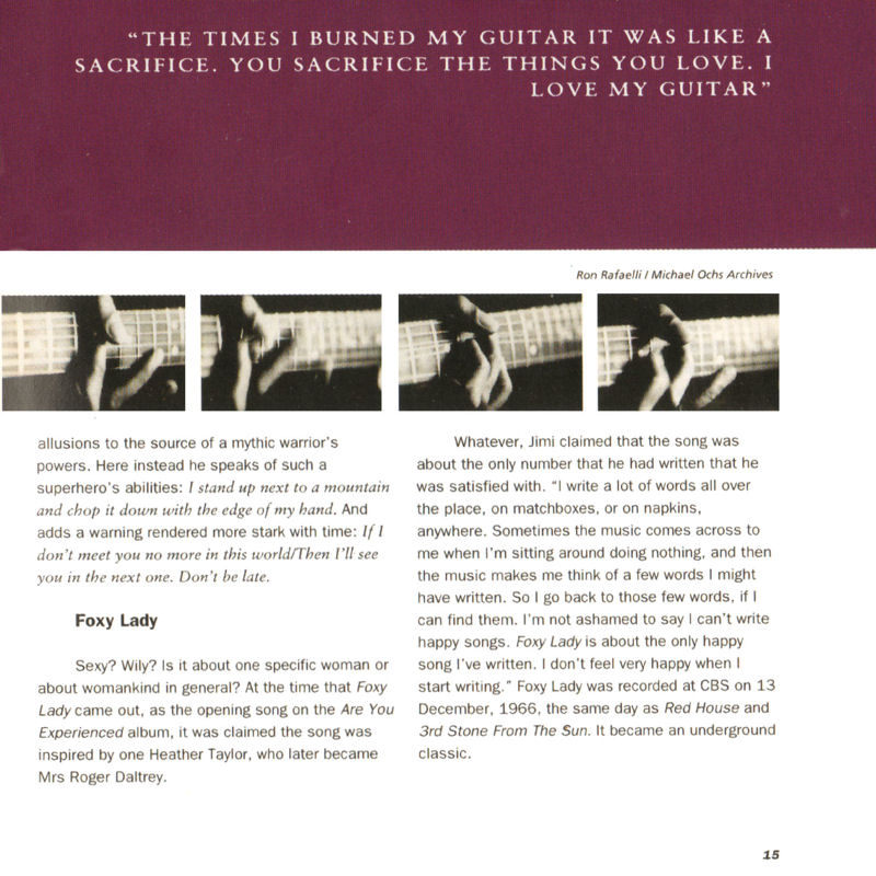 Discographie : Compact Disc   - Page 5 Polydor517235-2TheUltimateExperienceLivret14_zps684b6efe