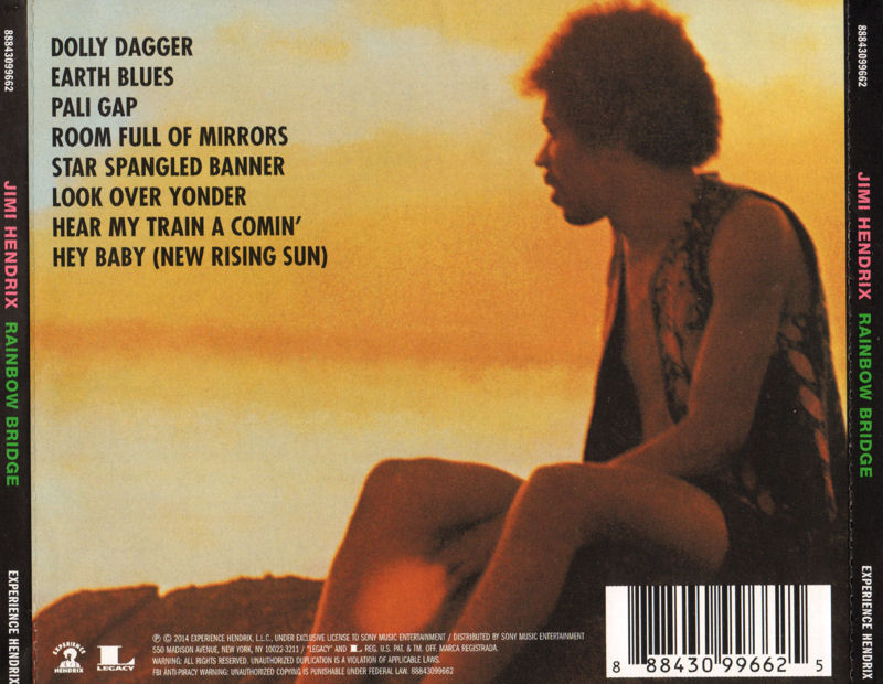 Discographie : Compact Disc   - Page 4 RainbowBridge2014Back_zps3ba5fd66