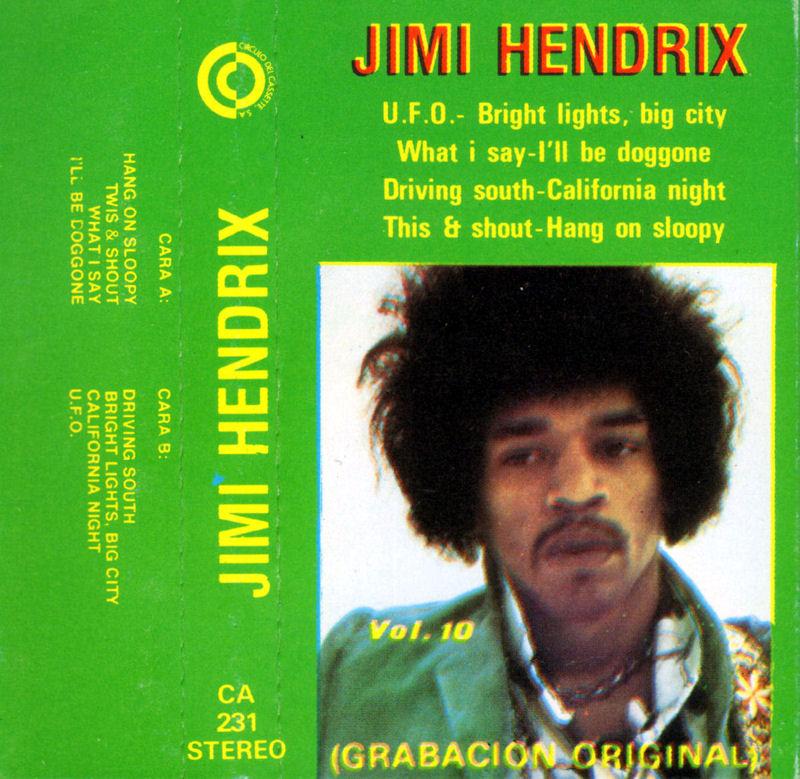 Discographie : Enregistrements pré-Experience & Ed Chalpin  K7Vol10PalobalCA10338Front_zps693df838