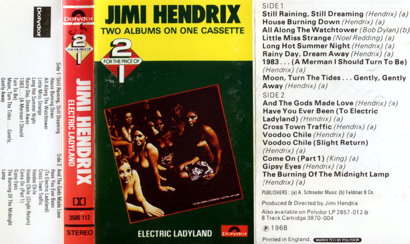 Discographie : Rééditions & Compilations Polydor3500112-ElectricLadylandK7