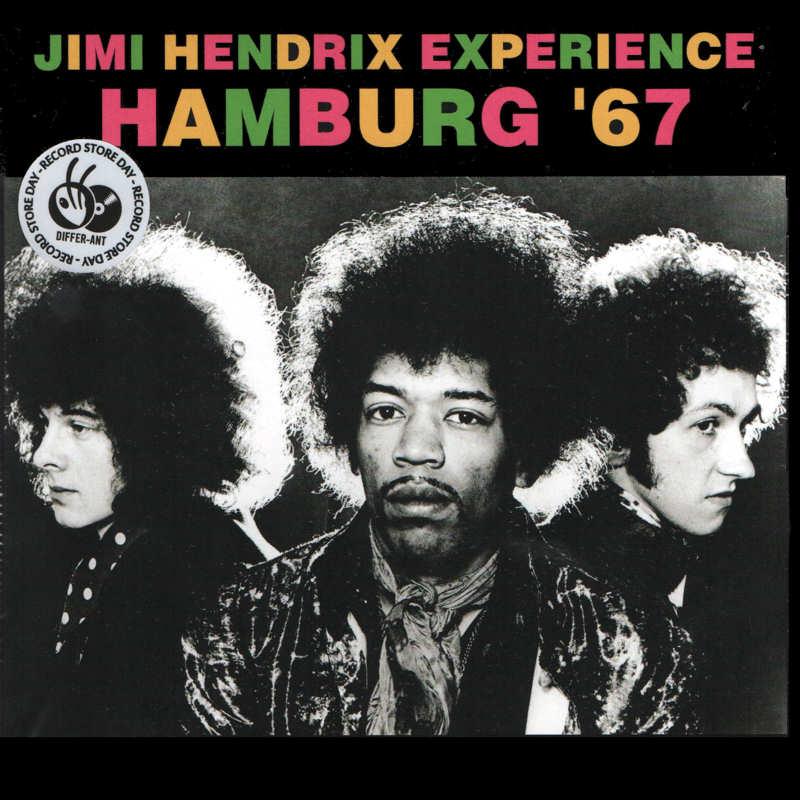 Discographie : 45 Tours : SP,  EP,  Maxi 45 tours 1960sRecordsREP19-Hamburg67Front
