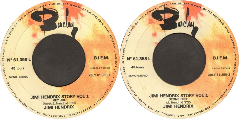 Discographie : Made in Barclay 1970%20Barclay%2061.358%20StoryVol1Label