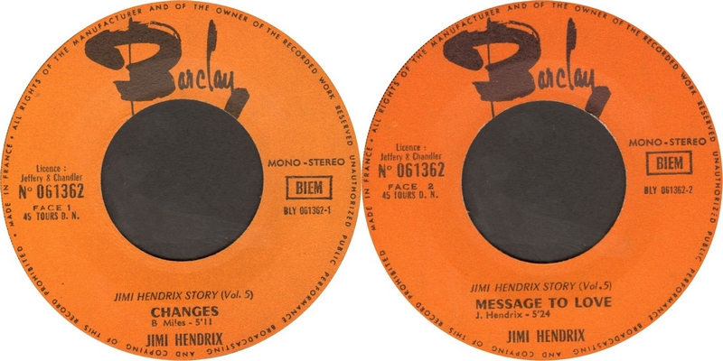 Discographie : Made in Barclay 1970%20Barclay%2061.362%20StoryVol5Label