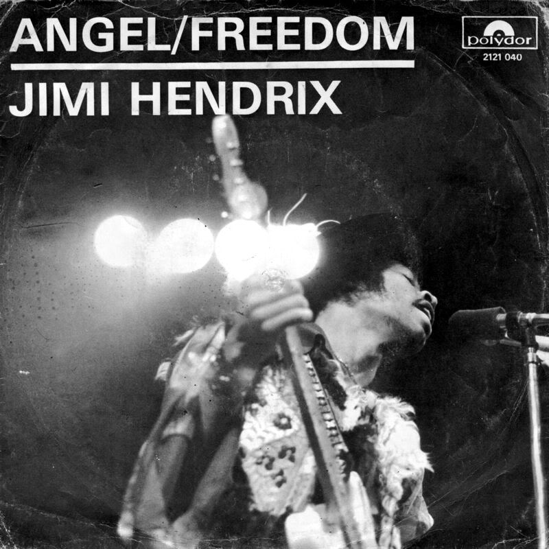 Discographie : 45 Tours : SP,  EP,  Maxi 45 tours 1971%20Polydor%202121040-Angel-FreedomFrontHollande