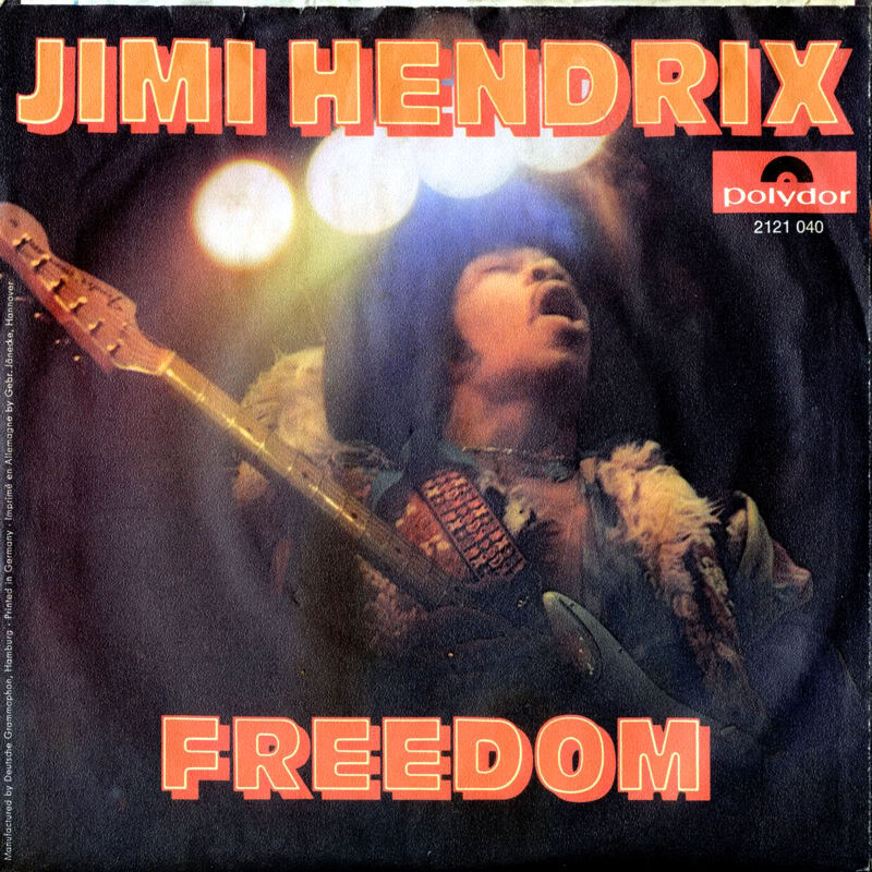 Discographie : 45 Tours : SP,  EP,  Maxi 45 tours - Page 6 1971%20Polydor%202121040-Angle-FreedomBackGermany