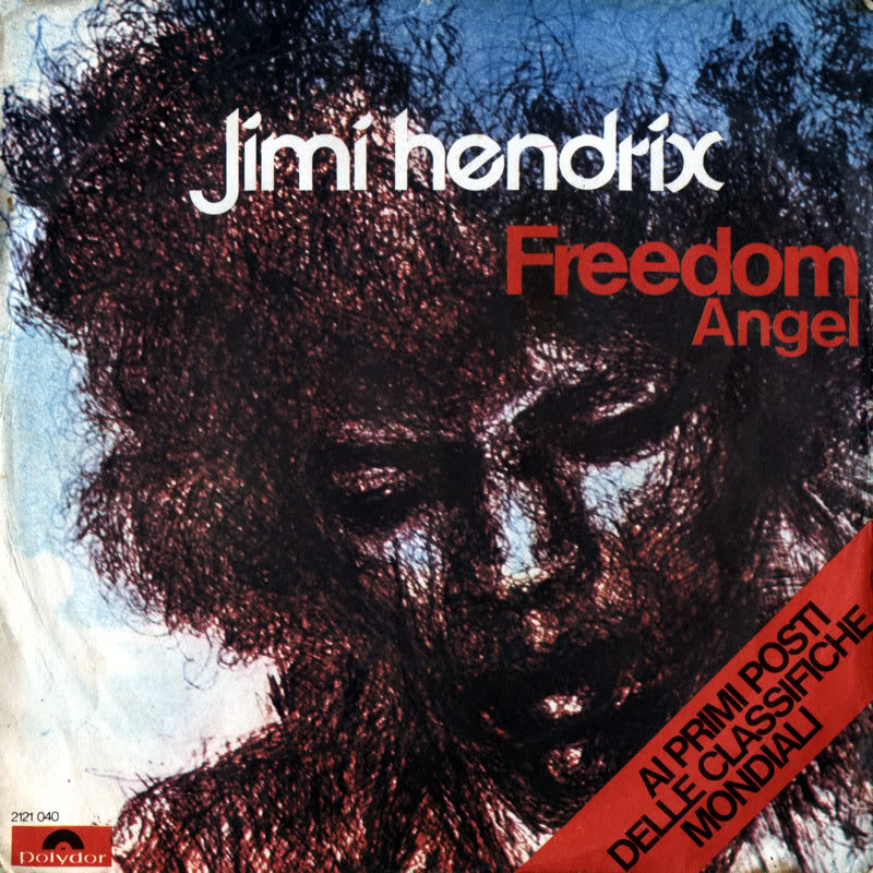 Discographie : 45 Tours : SP,  EP,  Maxi 45 tours 1971%20Polydor%202121040-Freedom-AngelFrontItalie