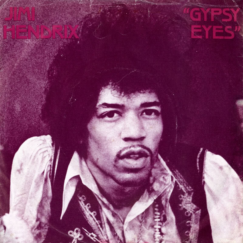 Discographie : 45 Tours : SP,  EP,  Maxi 45 tours 1971%20Track%202094010-GypsyEyes-Remember-PurpleHaze-StoneFreeFront