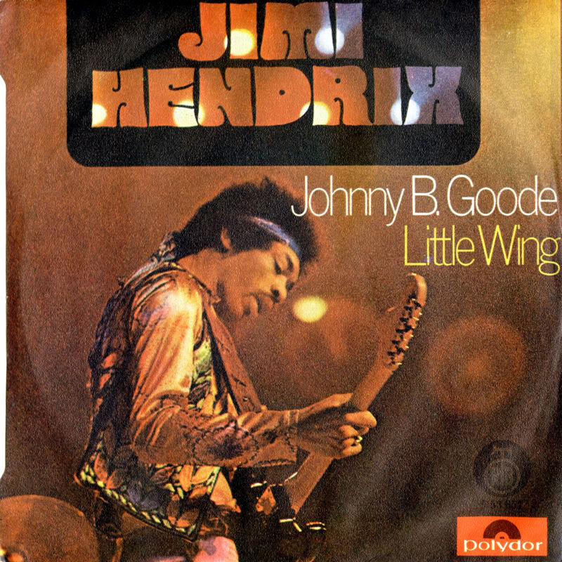 Discographie : 45 Tours : SP,  EP,  Maxi 45 tours - Page 5 1972%20RTB-Polydor%20S53651-JohnnyBGoode-LittleWingYougoslavieBack